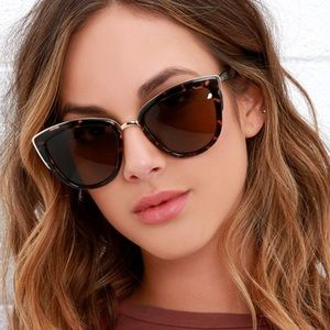 Accessories - Cat Eye Sunglasses